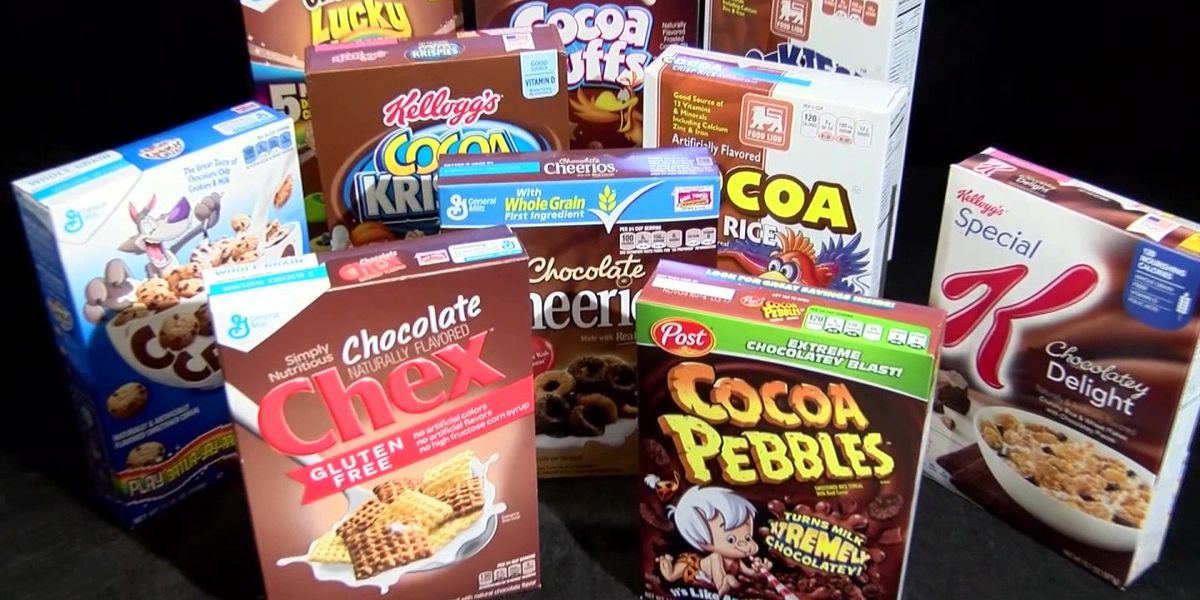 How healthy are chocolate cereals?