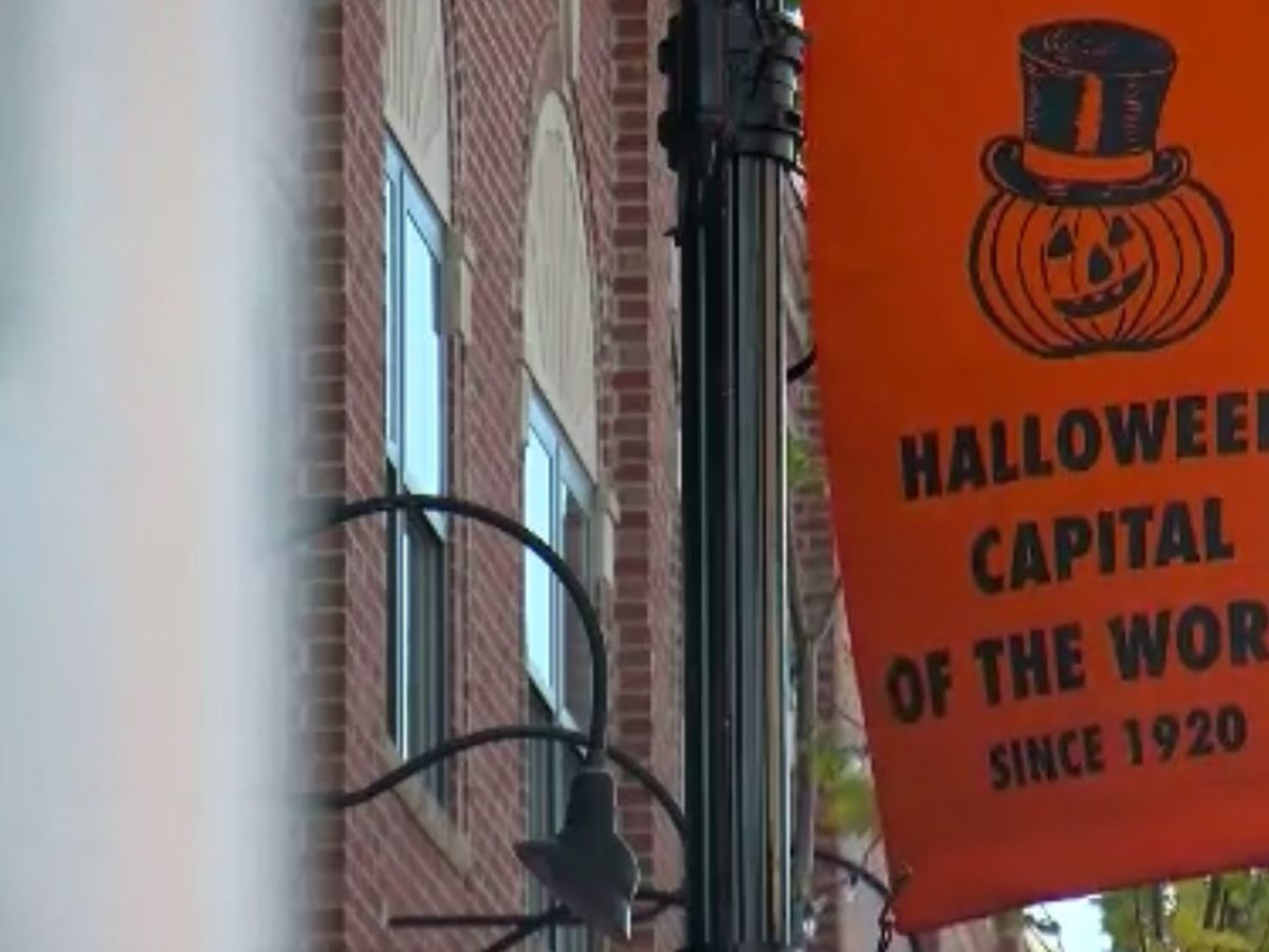 Spooky season never ends for the Halloween capital of the world