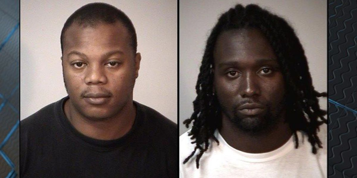 2 men arrested found in possession of heroin, cocaine, marijuana