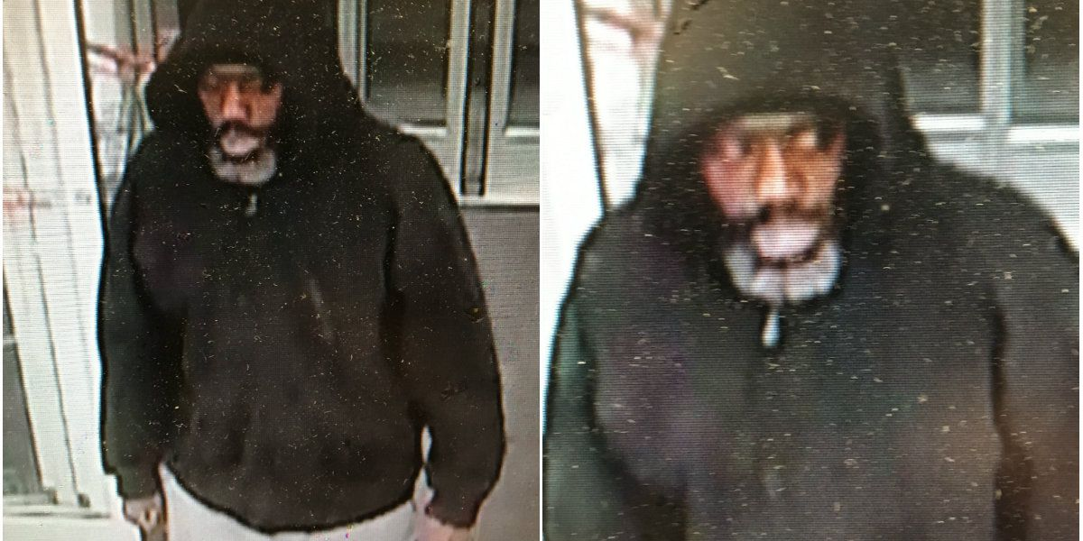 Chesterfield Police searching for suspect in CVS robbery