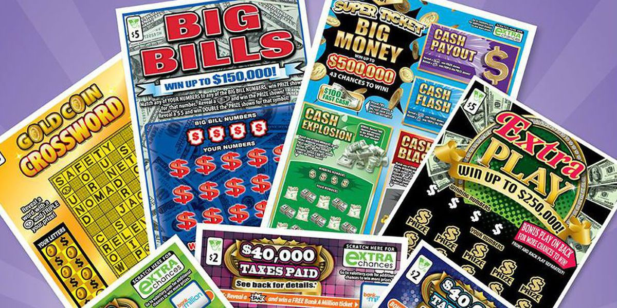 SPECIAL REPORT: VA Lottery's Luckiest Stores