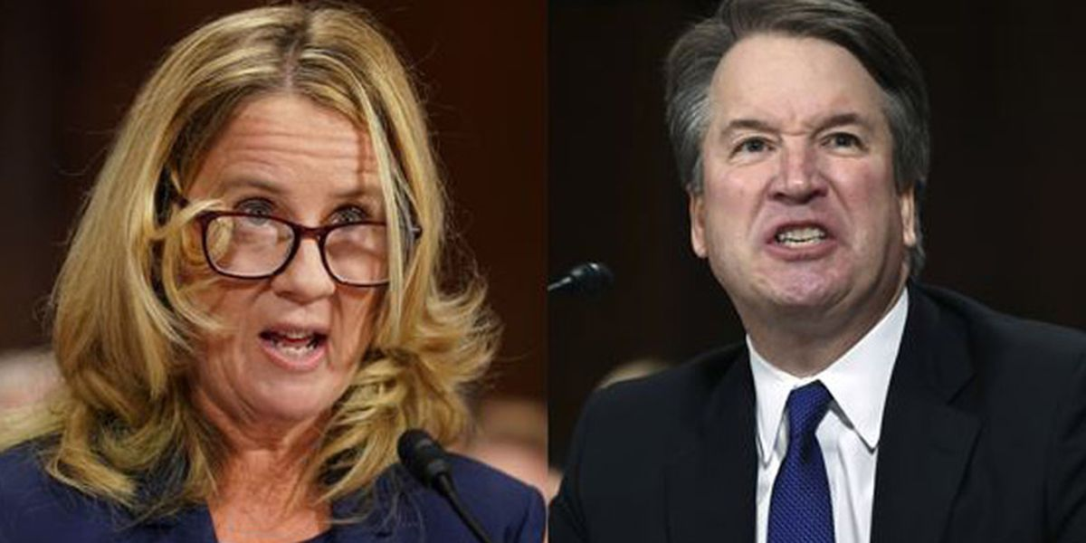 Richmond reacts to Thursday's testimony between Kavanaugh and his accuser