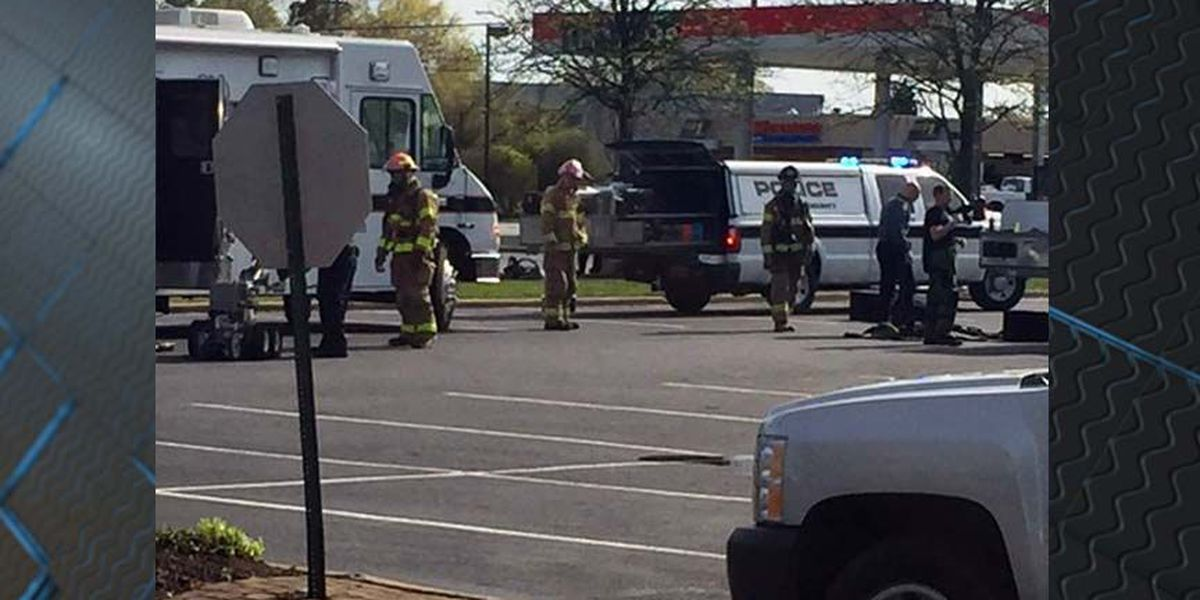 Henrico shopping center evacuated over robbery, suspicious package