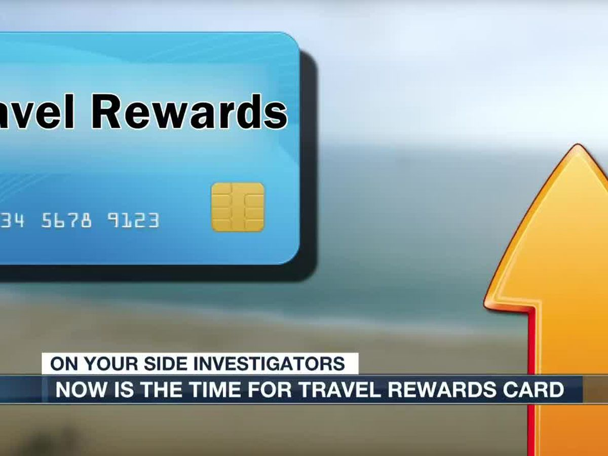 Using travel rewards once you start traveling again