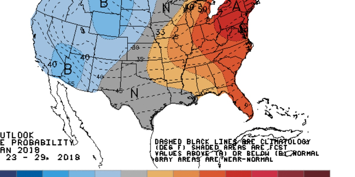 Late January thaw coming: Signs of a warm-up on the horizon