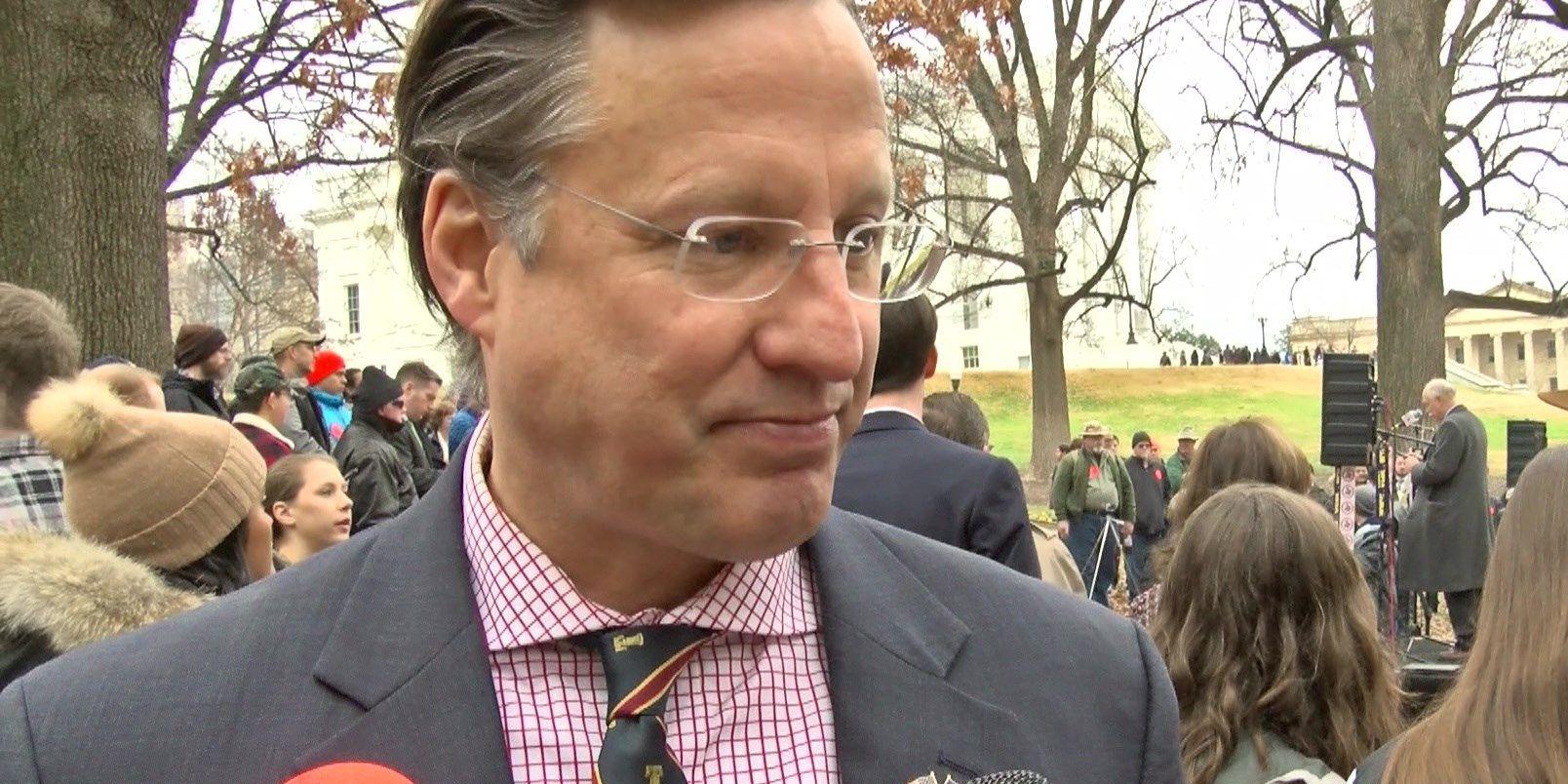 Dave Brat named dean of Liberty University's business school