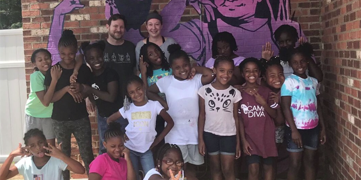 'Girls For A Change' nonprofit in need of van