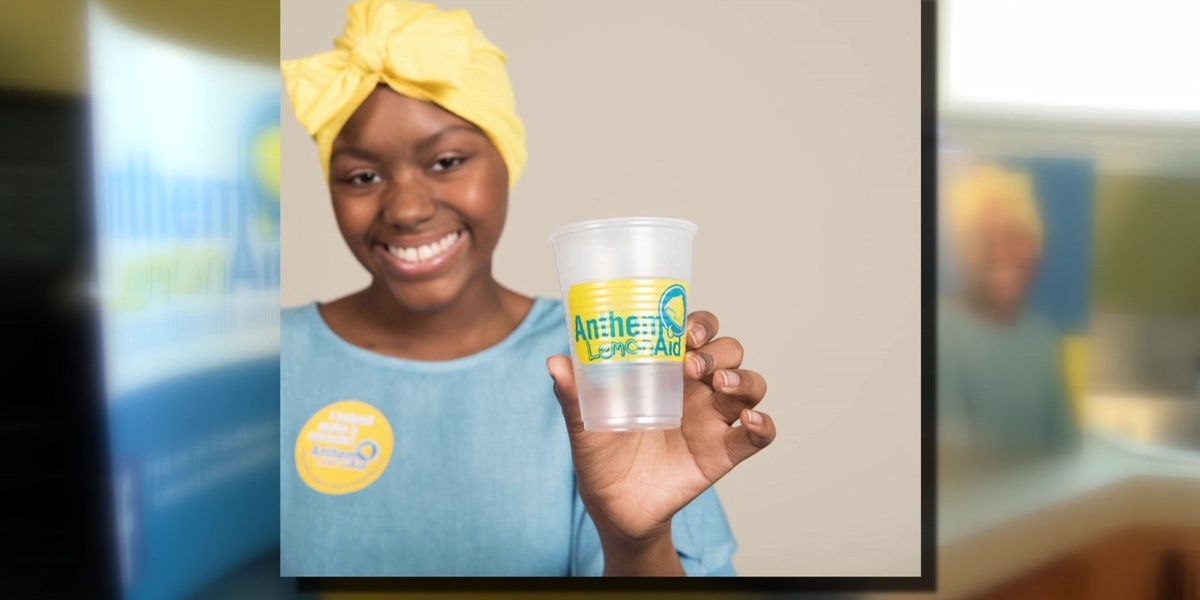 12-year-old with brain cancer to run Anthem LemonAid stand