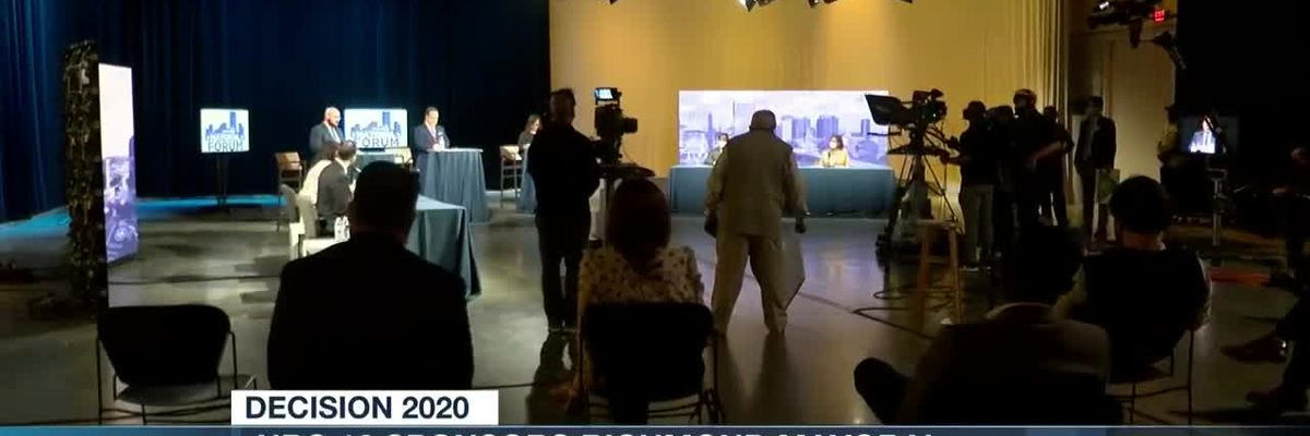 NBC12 teamed up with VPM News to host Richmond Mayoral Forum