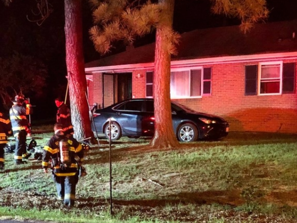 No injuries reported in morning kitchen fire in Richmond