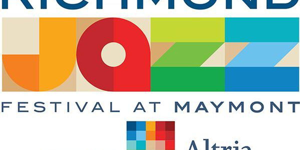 Richmond Jazz Festival 2018 map of events