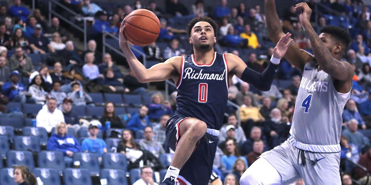 Spiders knock off Saint Louis to snap skid