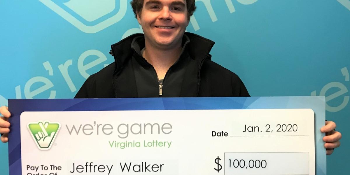 'It feels weird': VCU student wins $100,000 in lottery