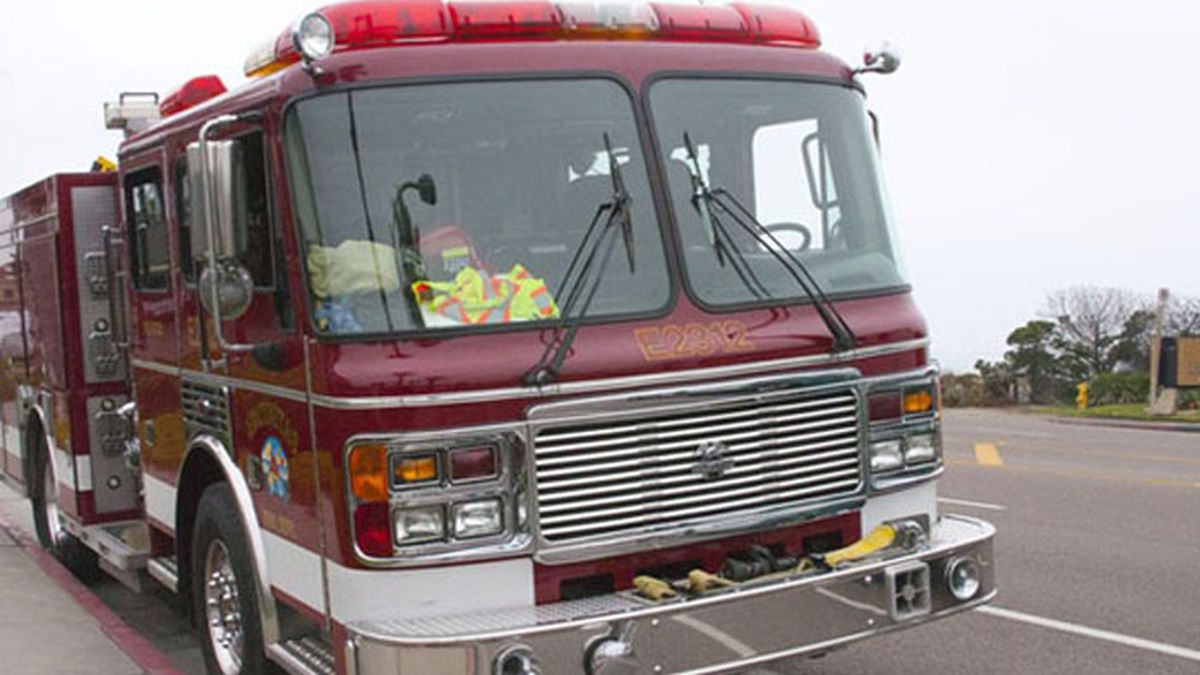 Richmond Fire rescues woman from burning house