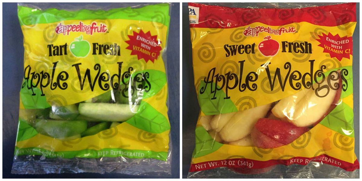 RECALL: Appeeling Fruit apple slices for possible Listeria contamination