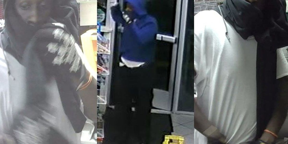 Man wanted for convenience store burglaries