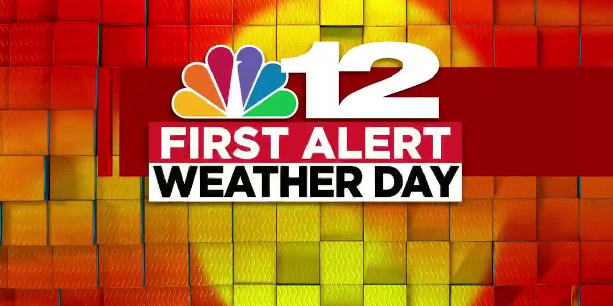 First Alert Weather Day: Severe Thunderstorm Watch until 10pm Monday