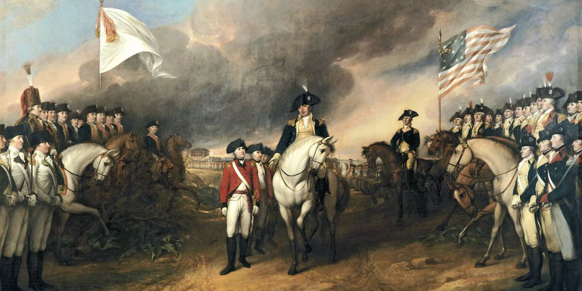 On This Day in 1781: London finally receives word of defeat in Yorktown
