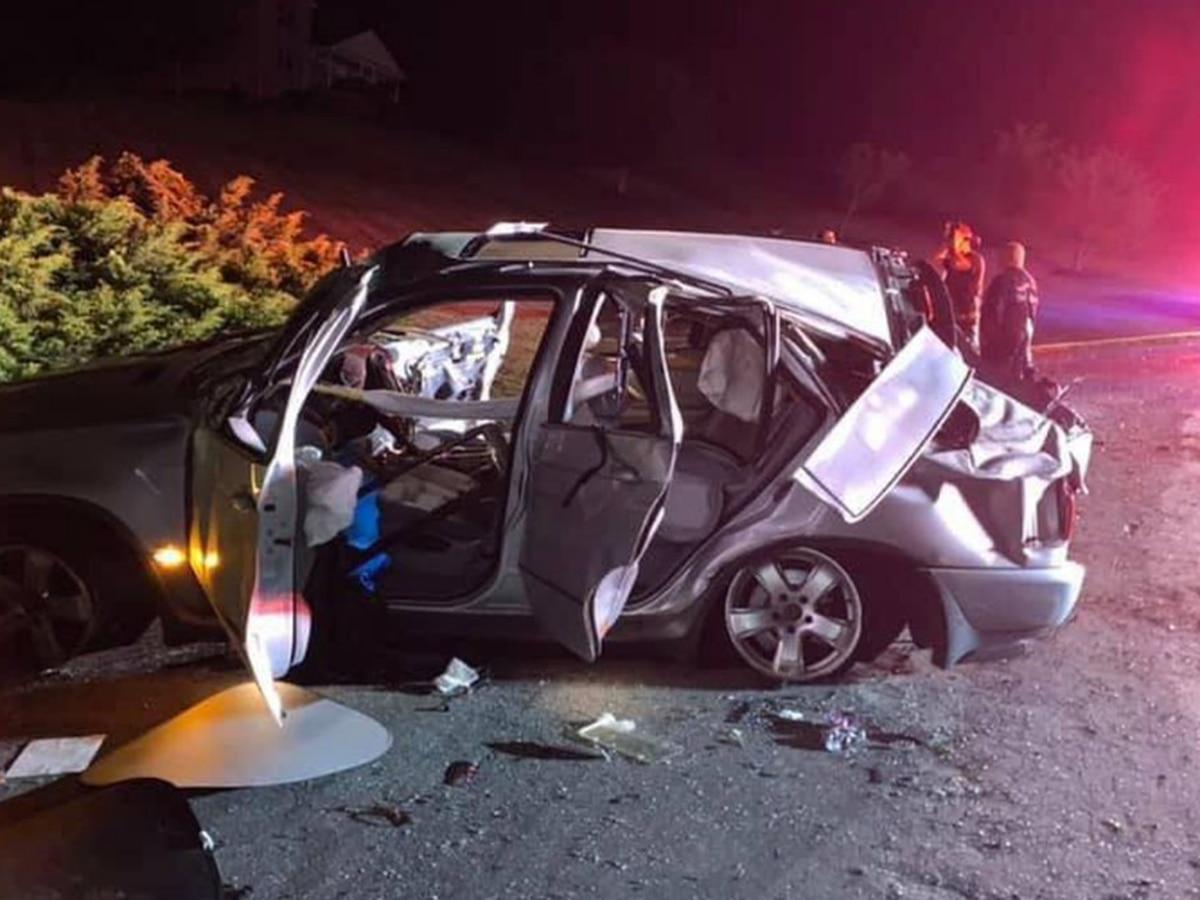 'Mass casualty incident' leaves 7 injured after Va. crash