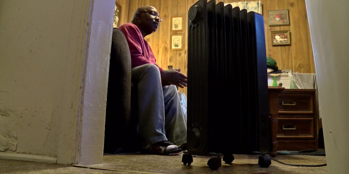 Disabled Henrico man needs help heating his home