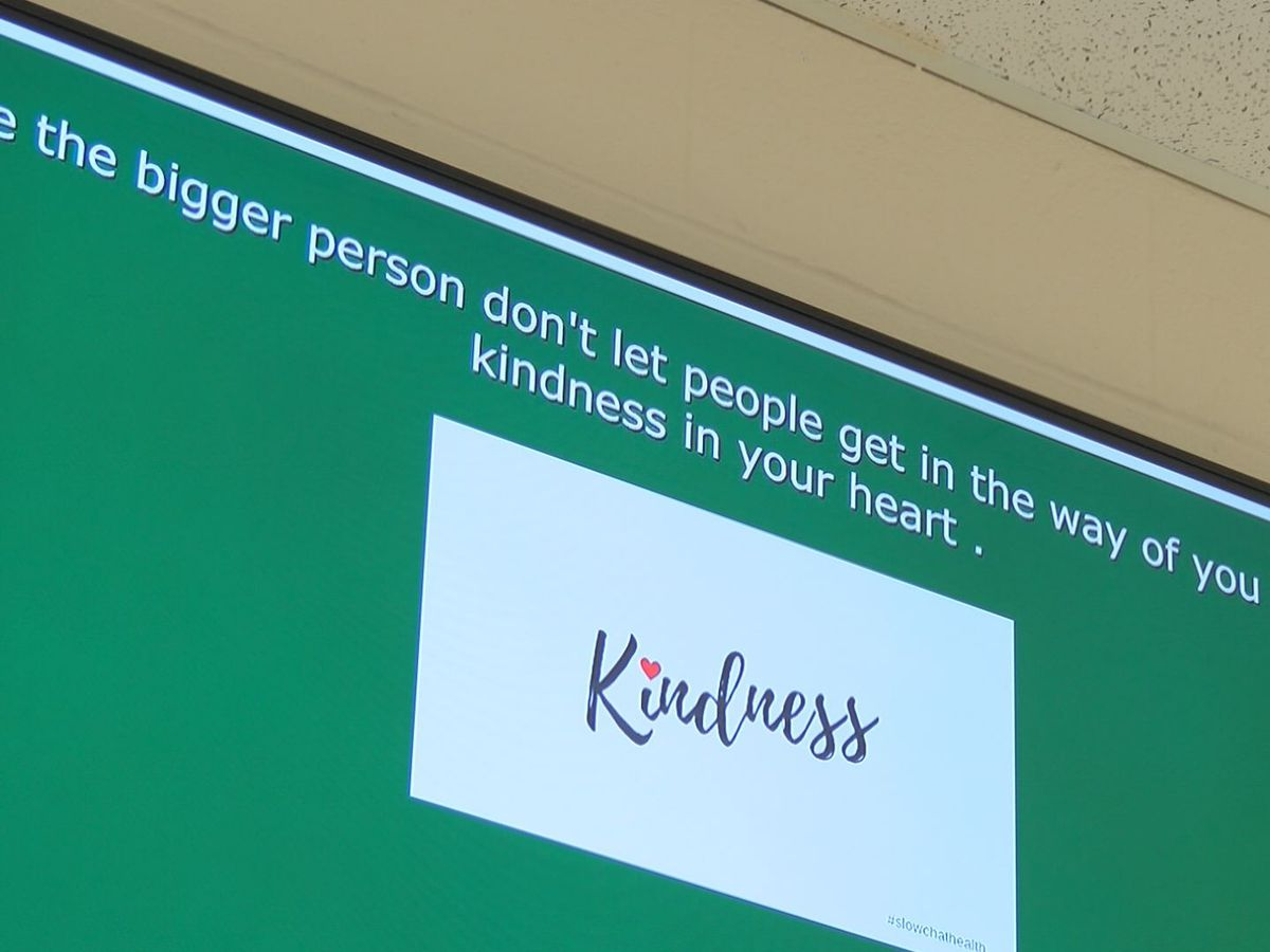 Online program helps students in Louisa County spread positive messages