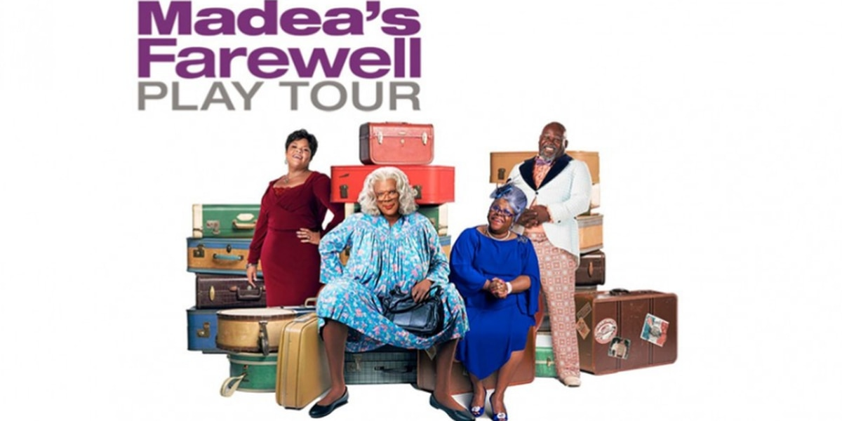 Tyler Perry's 'Madea's Farewell Play Tour' comes to VSU