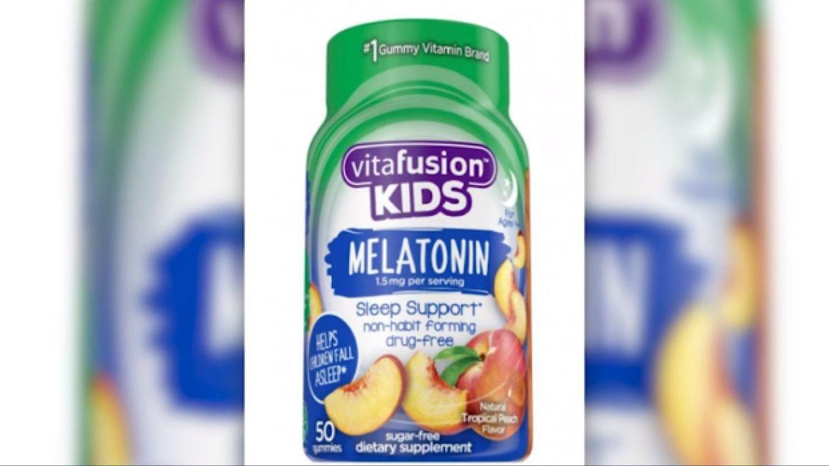 Gummy vitamins recalled for possible metallic mesh