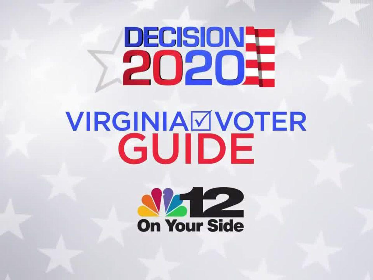 Decision 2020: Virginia Voter Guide