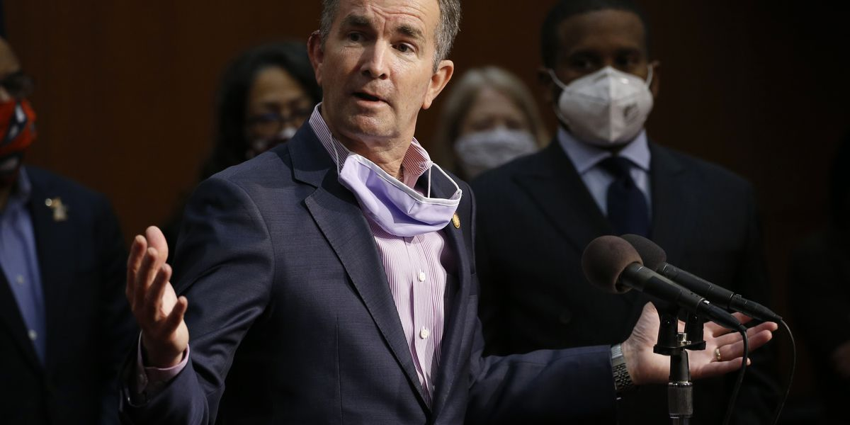 Northam pushes for overdue electric bill forgiveness