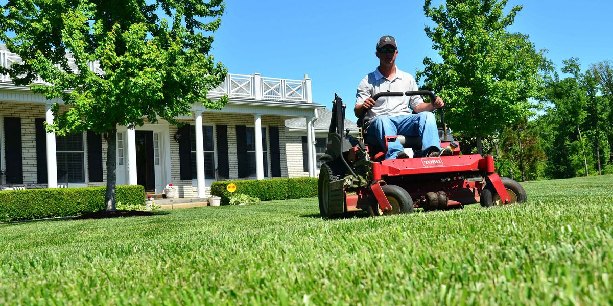New app claims to be 'Uber' of lawn care