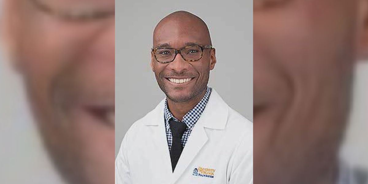 "UVA doctor honored as one of ""30 Under 40,"" transforming healthcare field"