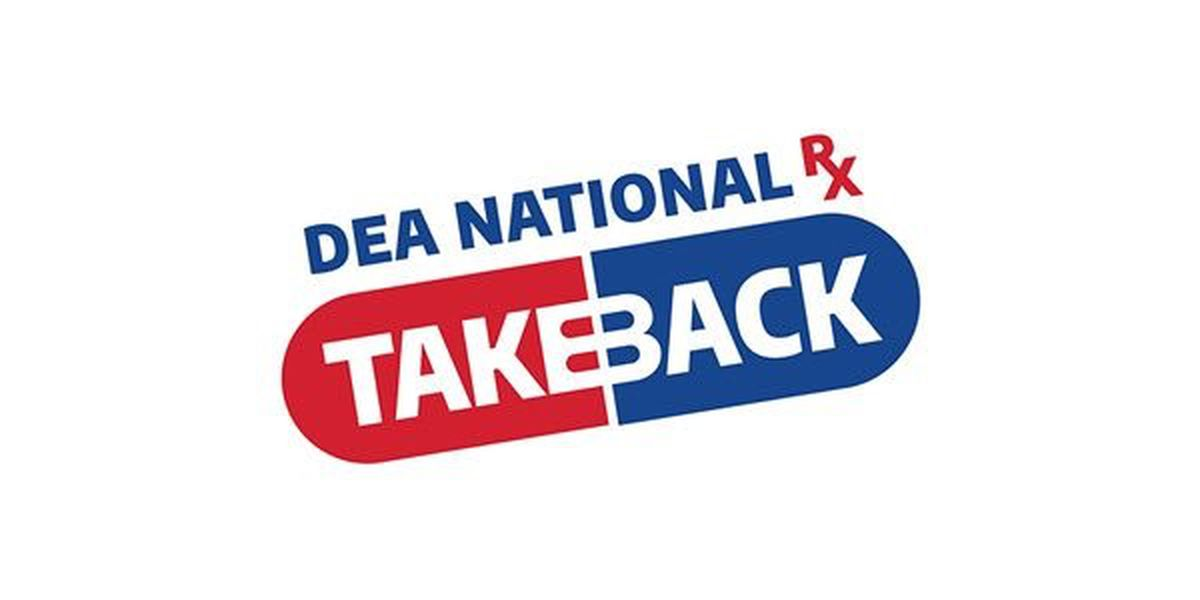 Have unwanted prescription drugs? Here's where to take them on National Prescription Drug Take Back Day