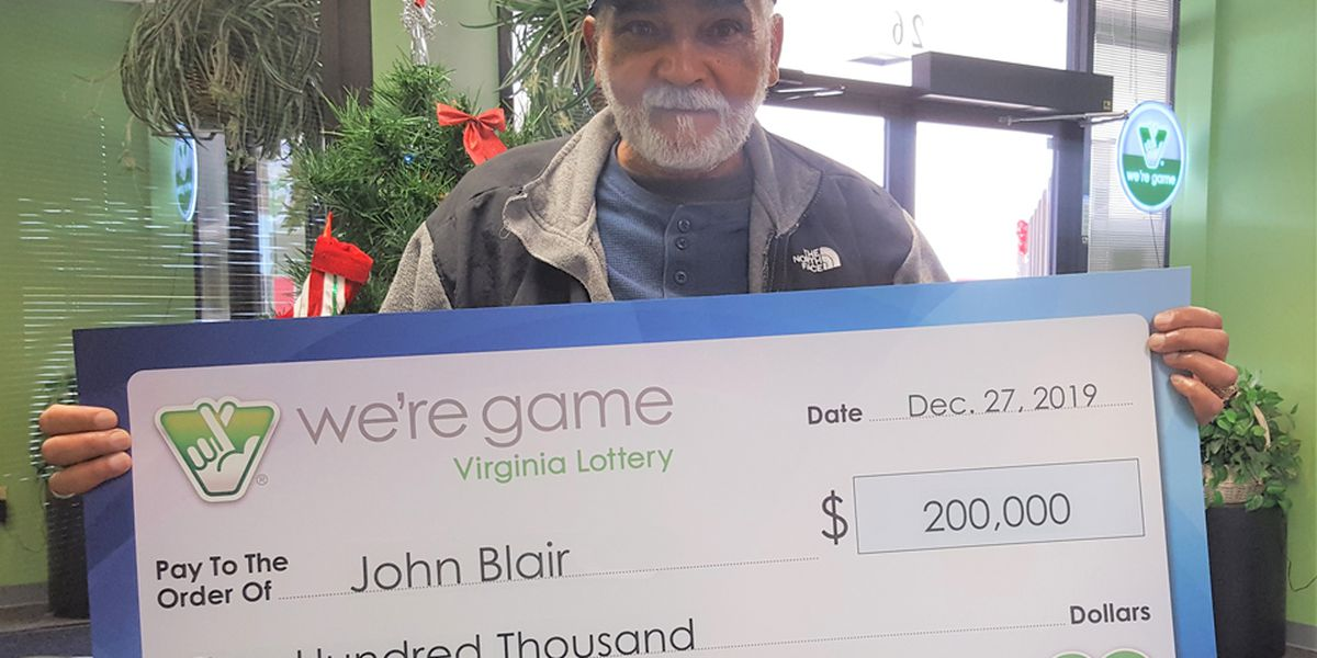Albemarle County man wins $200,000 on scratchcards
