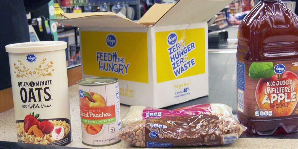 Kroger donates $21K to HBCU food pantries in Va., W.Va.