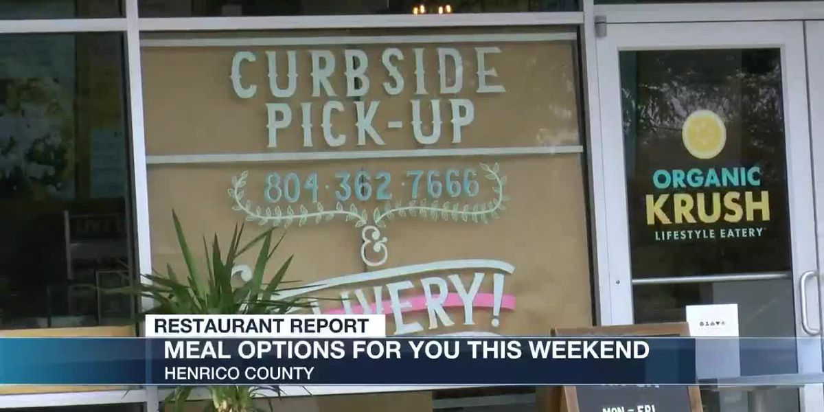 5 Henrico-area restaurant options for this weekend!