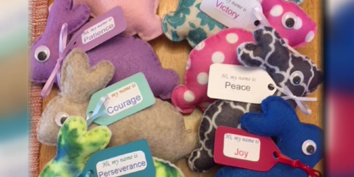 Acts of Kindness: Teen handcrafts hope for cancer patients