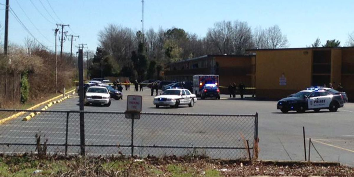 RPD: Officer shot man after he pointed gun at police