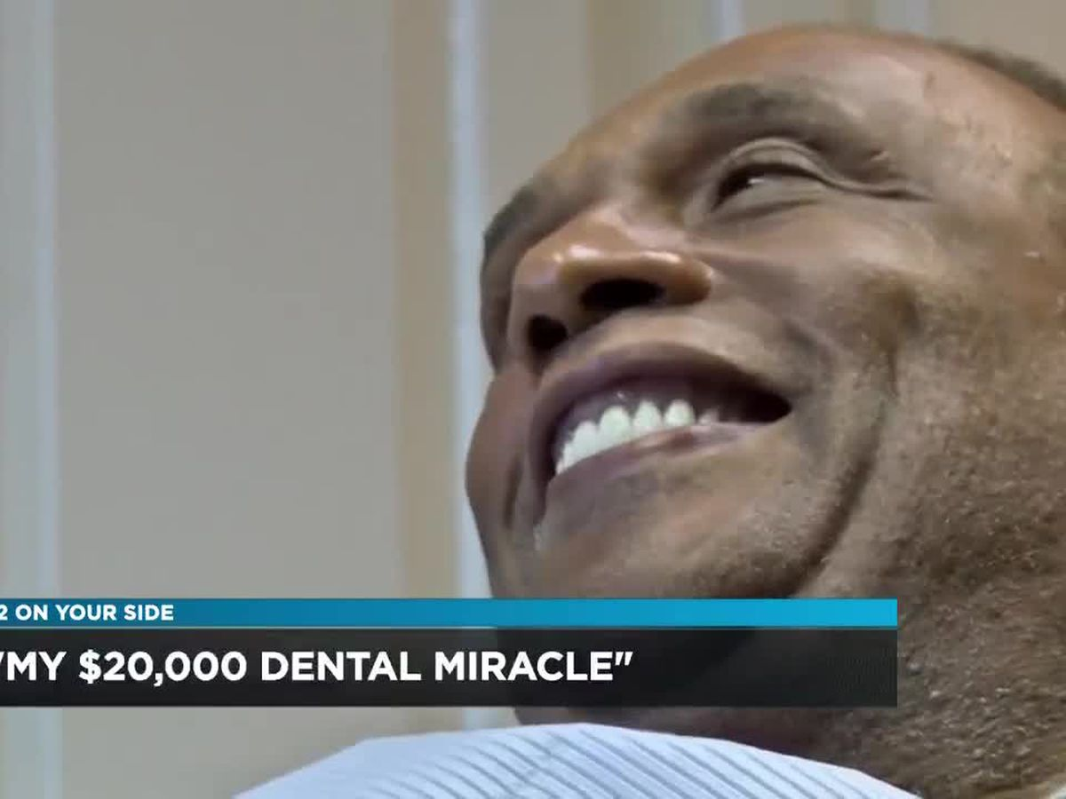 Richmond man receives $20K in free dental care