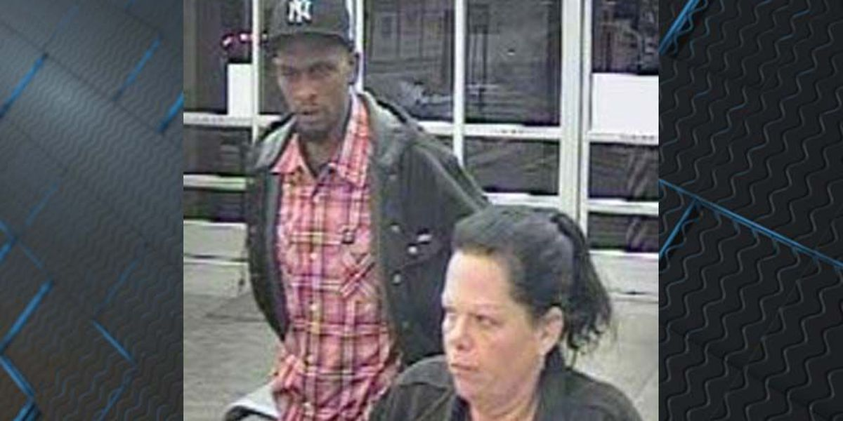 PHOTO: 2 suspects wanted after theft at Chesterfield Walmart