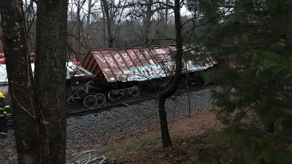Train derailment cleanup expected to continue through Wednesday