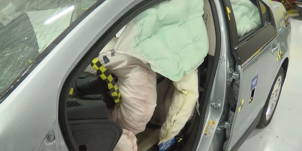 12 Investigates: Henrico mom concerned about airbags