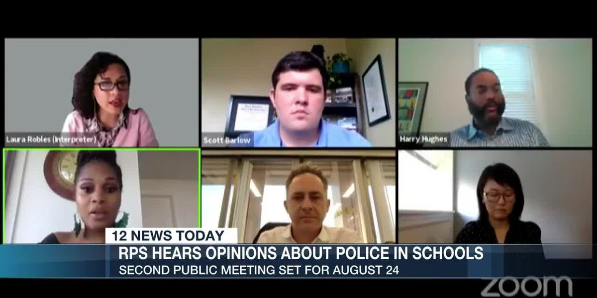 RPS leaders receive 33 pages of wide-ranging public comments on police in schools
