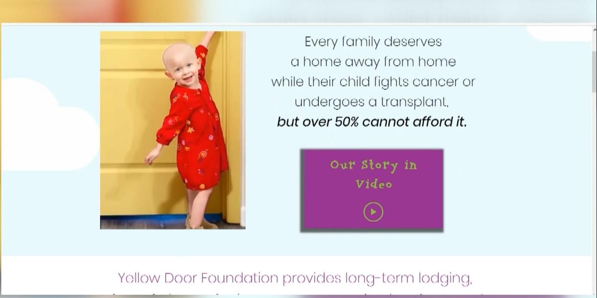 Nonprofit providing housing for immunocompromised children through the pandemic