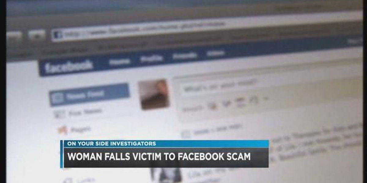 Woman falls victim to Facebook scam, things you should watch out for