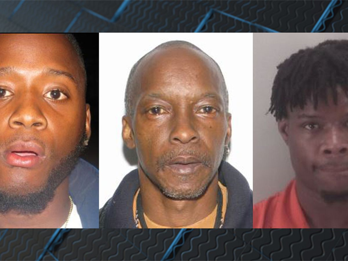 FUGITIVE FRIDAY: Central Virginia's Most Wanted