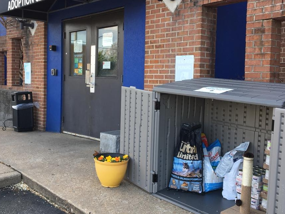 Richmond Animal Care and Control creates food bank for pets