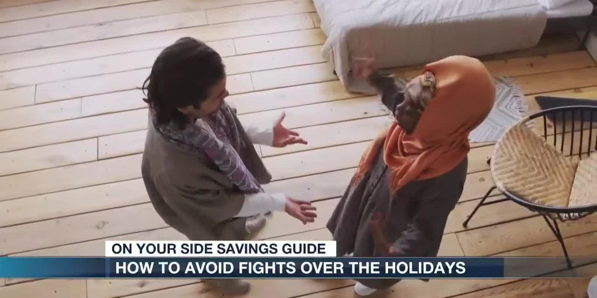 Avoid holiday fights over money