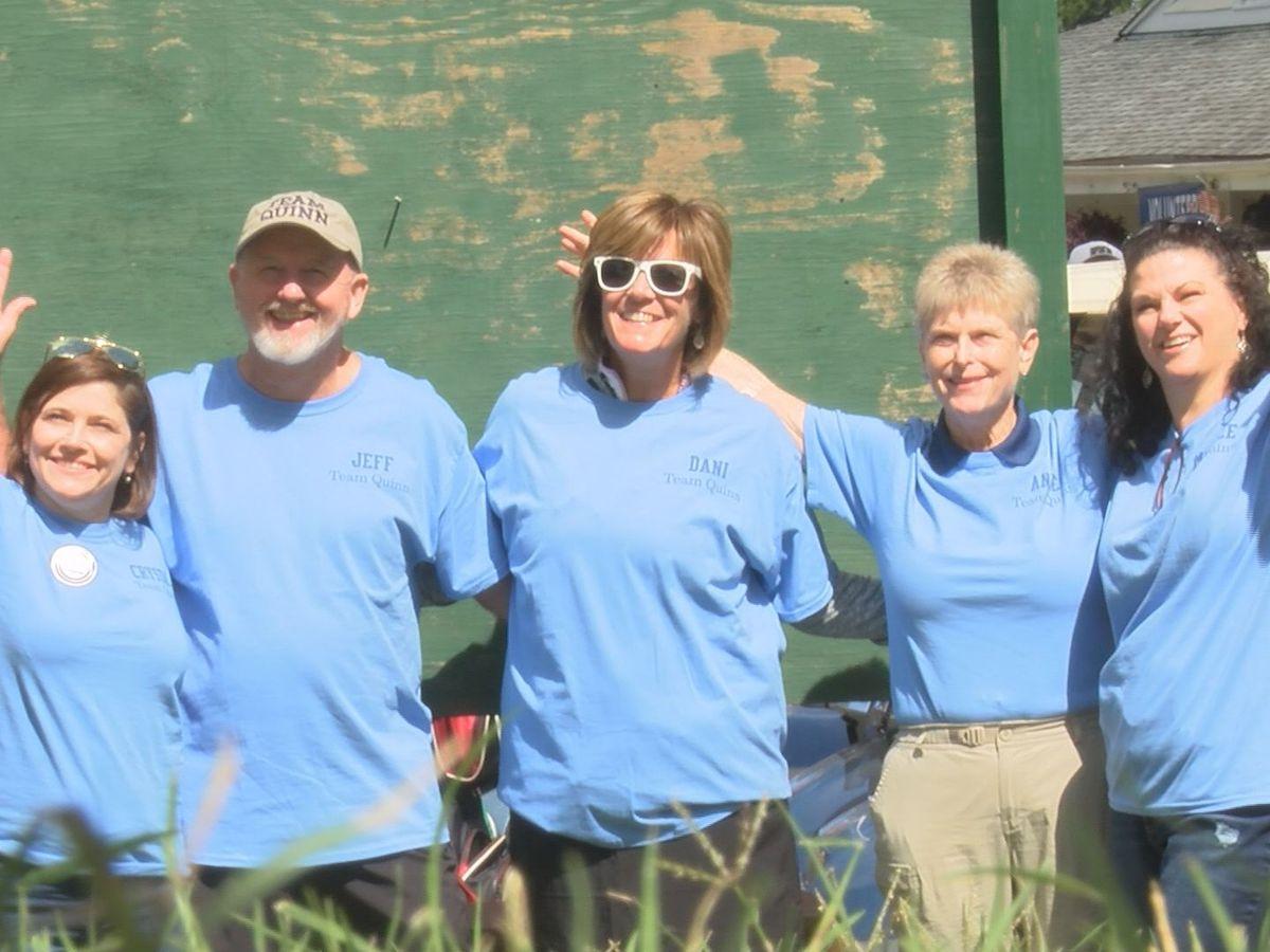Quinn Classic raises funds for Virginia ALS patients