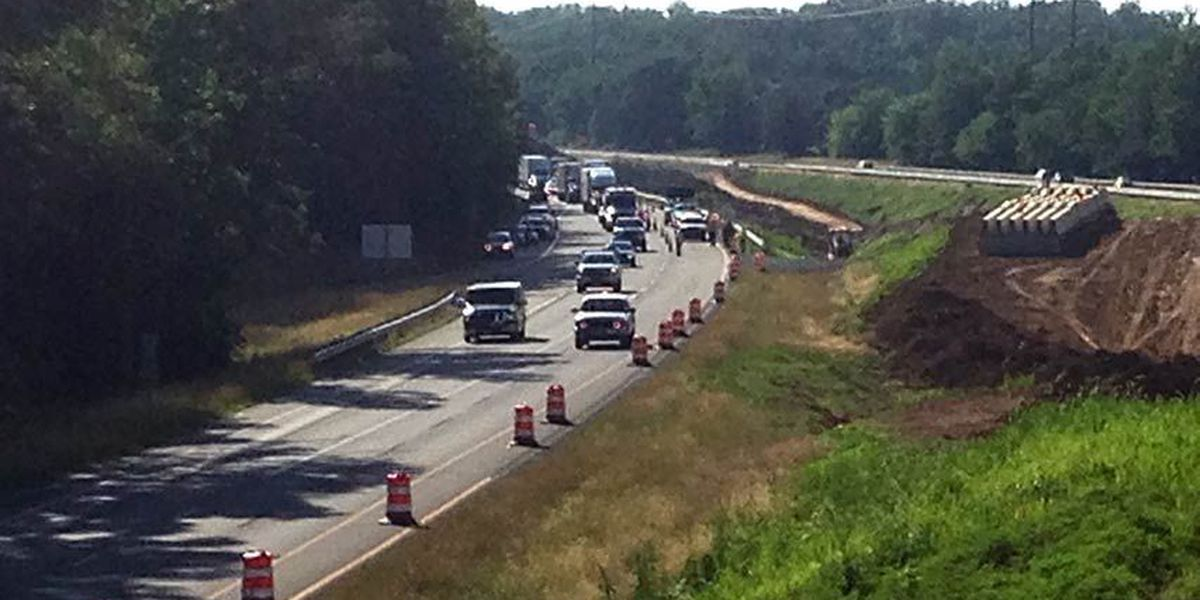 Midlothian woman struck and killed crossing I-64