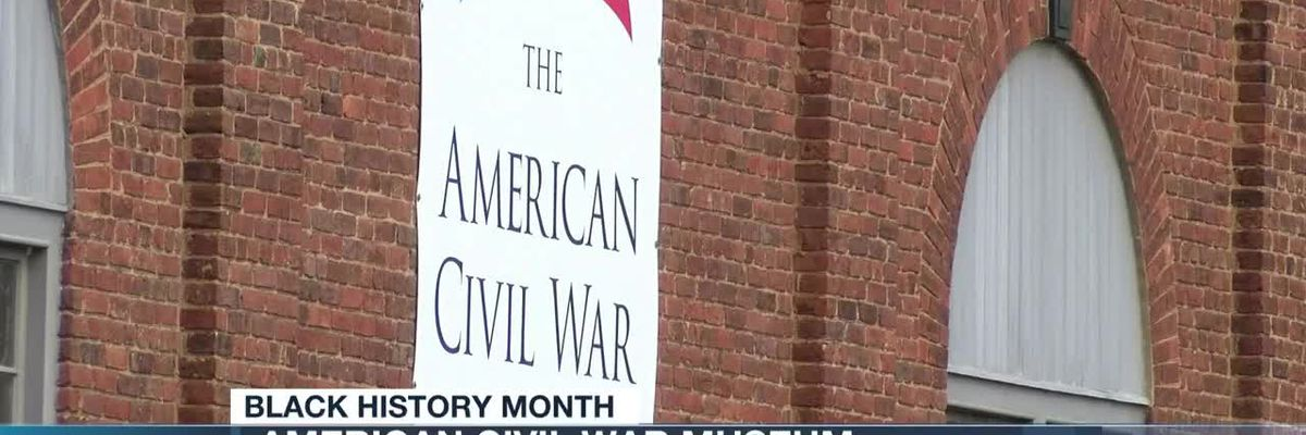Uncover African American history at the American Civil War Museum